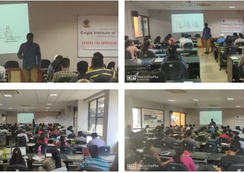 Gallery  AI/ML Workshop at KLS Gogte Institute of Engineering, Belgaum  March 02 to March 03, 2019.