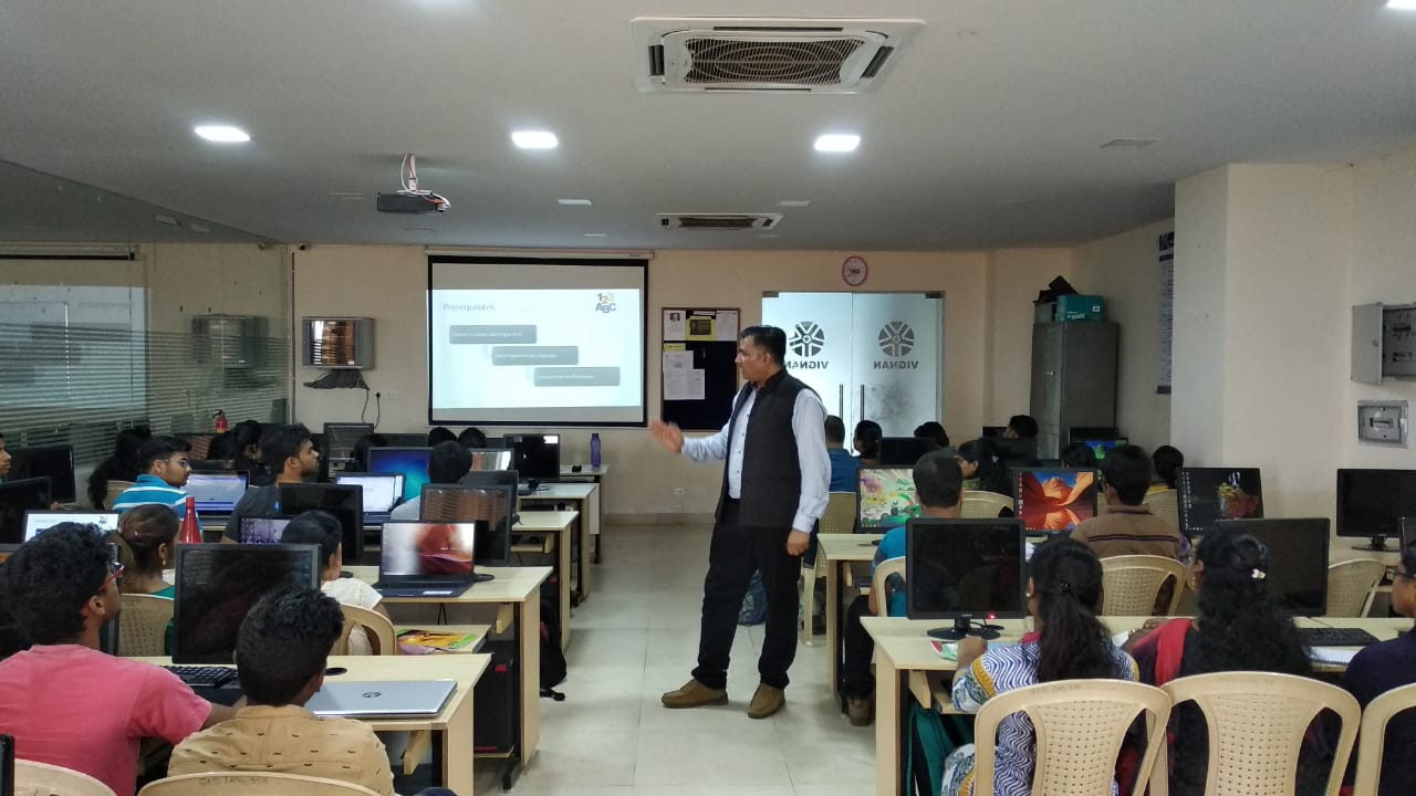 Gallery Vignan's Institute Of Information Technology, Visakhapatnam April 20 to 21, 2019